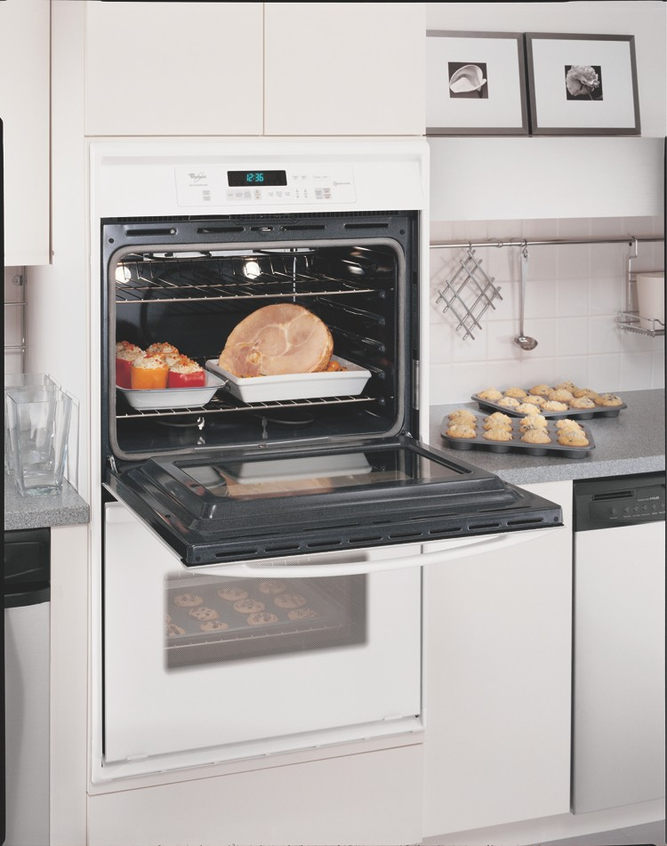 picture of recalled oven
