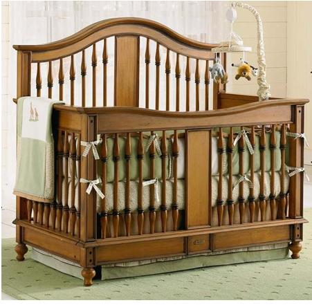 Picture of Wendy Bellissimo Hidden Hills Collection Crib