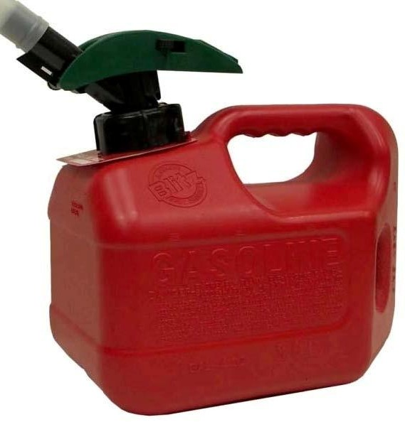 Picture of Recalled Fuel Container