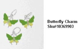 Picture of Recalled Buttlerfly Charm SKU# 10369903