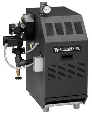 Williamson-Thermoflo GWS and GSI Gas Boilers