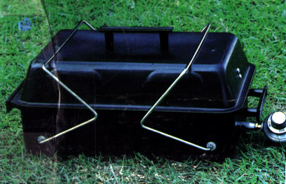 Picture Of Recalled Grill