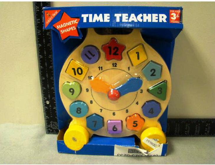 Picture of Recalled Time Teacher