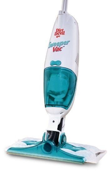 Picture of Recalled Sweeper Vac