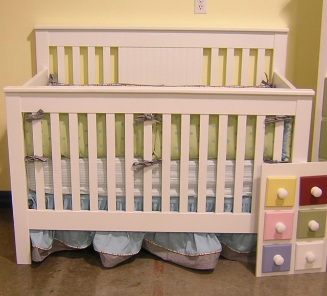Picture of Recalled Hush a Bye - Model 215 Crib