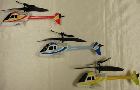 Picture of Recalled Remote-Controlled Helicopter Toys
