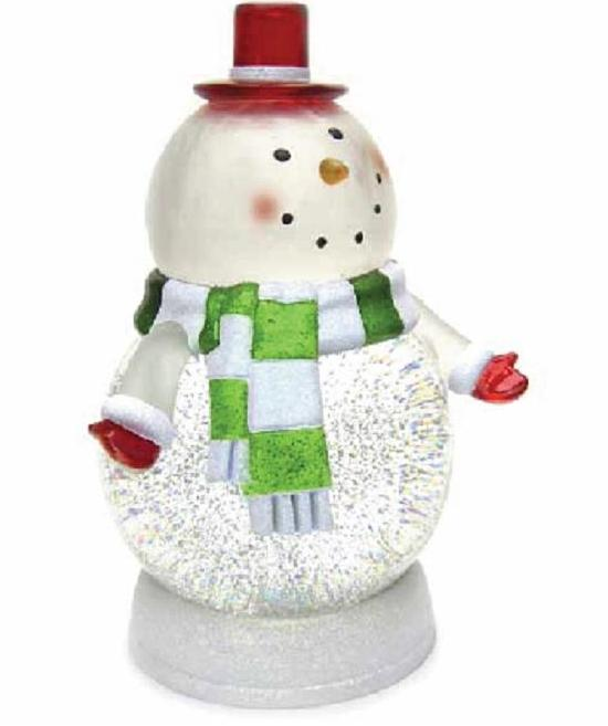 Picture of Recalled Snow Globe