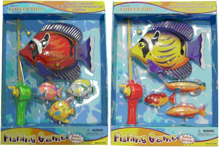 Picture of Recalled Fishing Games