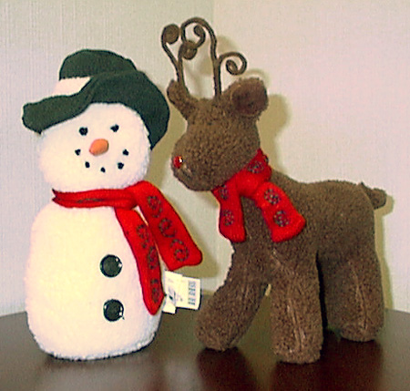 Picture of Reindeer Toy