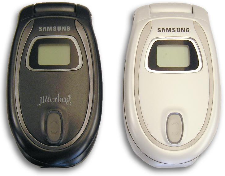 Picture of Recalled Cell Phone