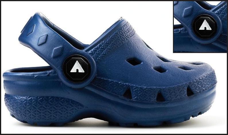 Clog Shoes Due to Choking Hazard