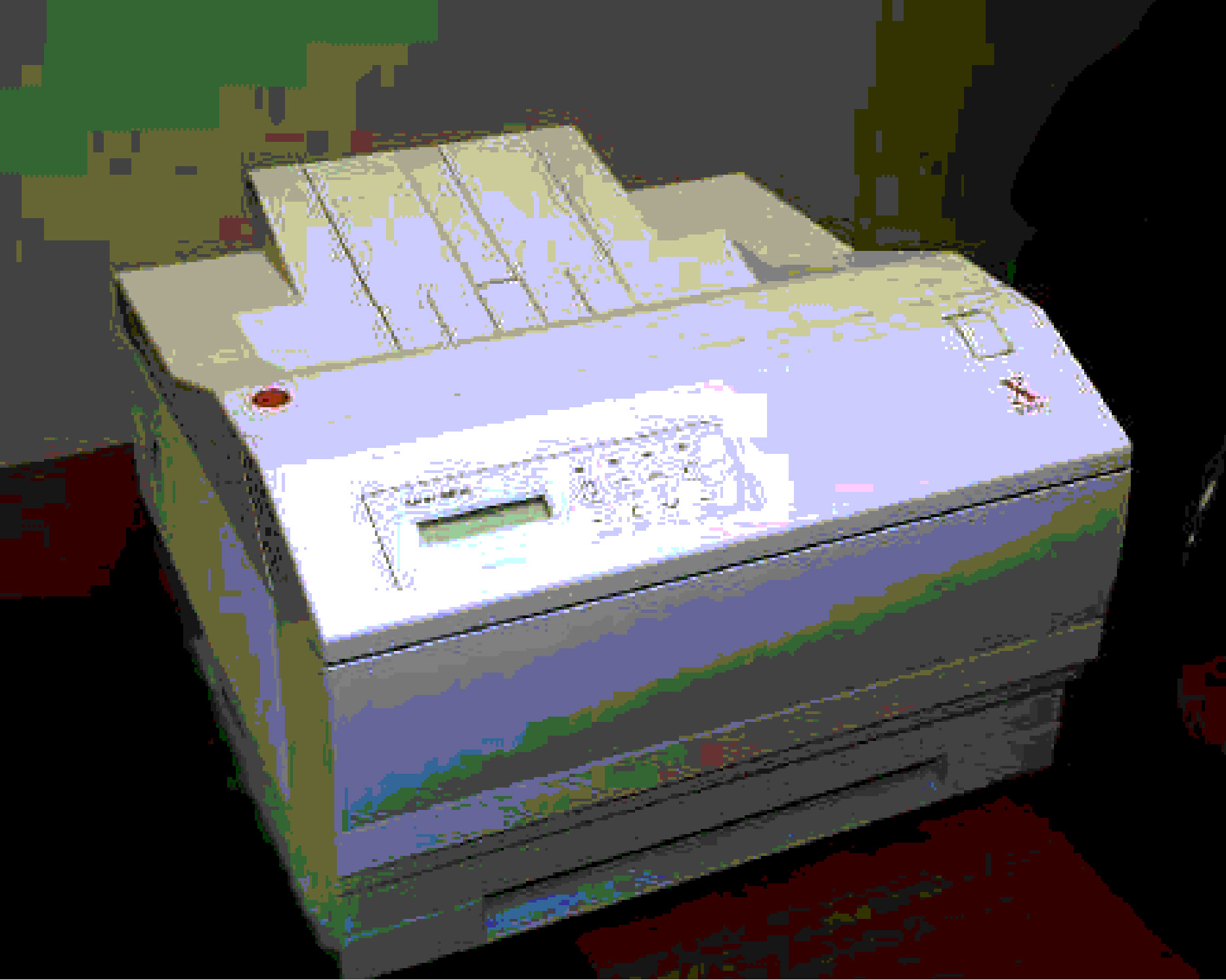 picture of recalled Xerox model