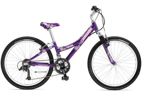 Picture of Model MT220 - Years 2007 Recalled Girl Bicycle