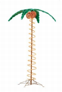 Picture of Recalled Pre-Lit Palm Tree