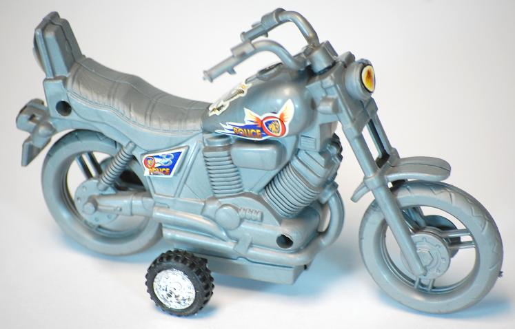 Picture of Recalled Super Famous Toy Motercycle