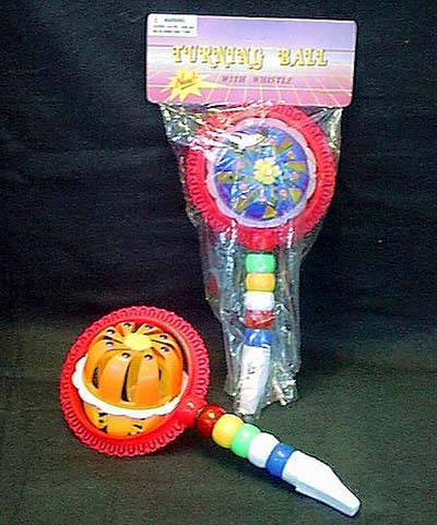 Turning Ball Rattle