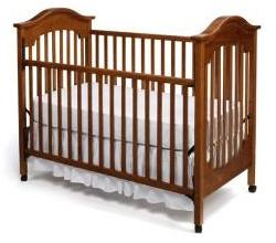 Picture of Recalled Crib: Tifton Drop Side