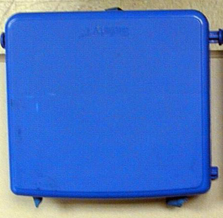Picture of Recalled Fold-Up Booster Seat