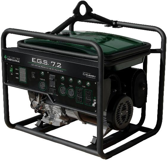 Picture of Recalled E.G.S Generator
