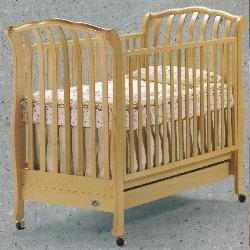 Click For Larger Image of Recalled Mirabella Model Number 930 Crib