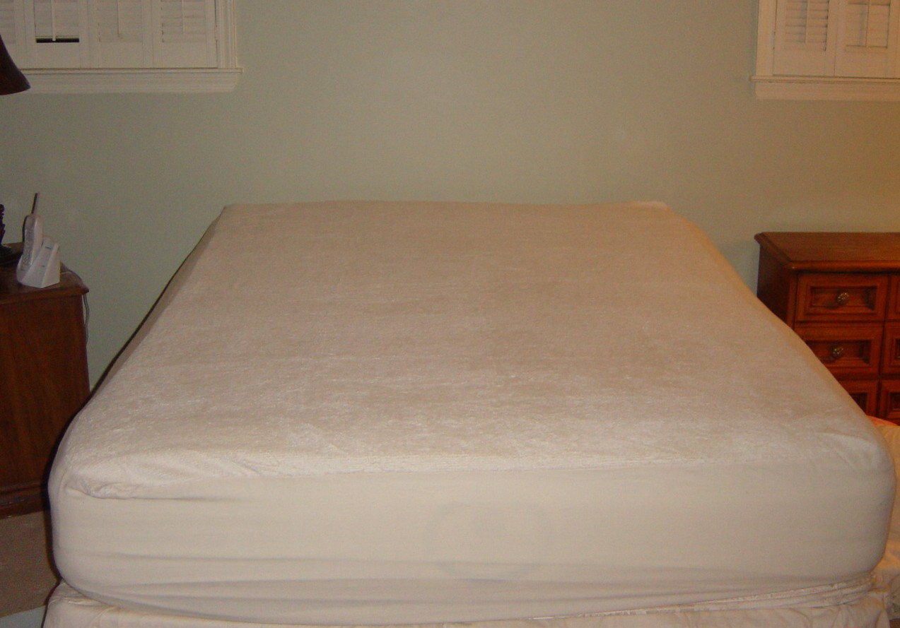 Picture of Recalled Mattress Pad
