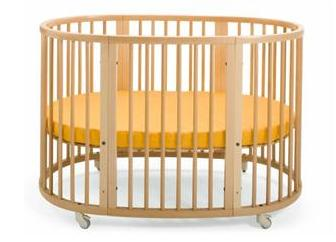 Picture of recalled Sleepi Crib