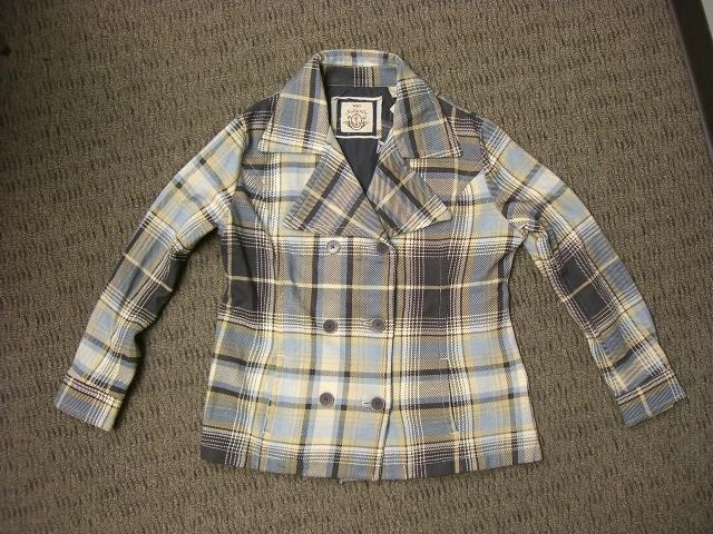 Picture of Recalled Women's Peacoat