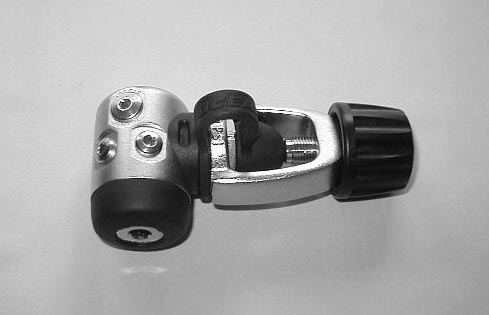 Picture of Recalled Scuba Regulator