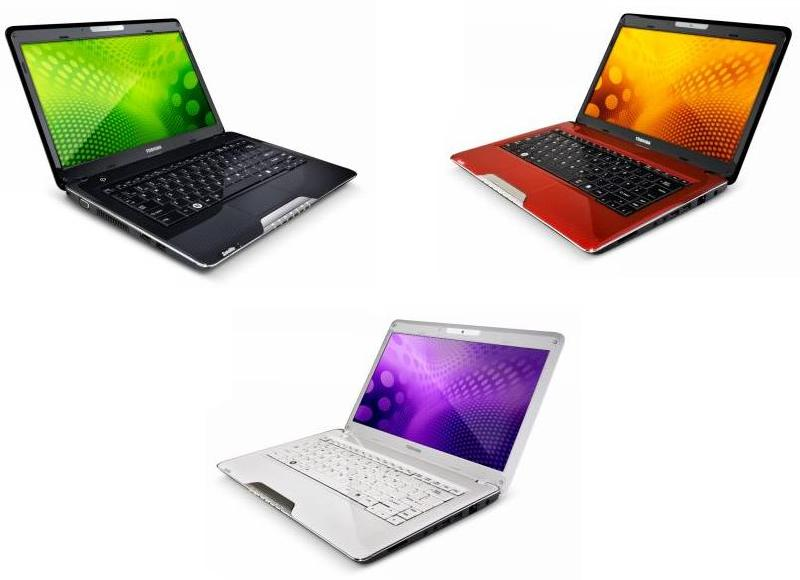 Recalled notebook computers