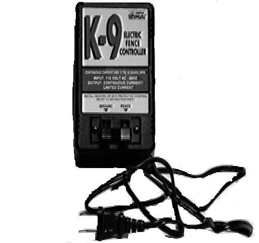 K-9 Electric Fence Controller