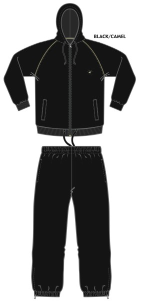 Picture of Recalled Boy's Velour Warm-up Set