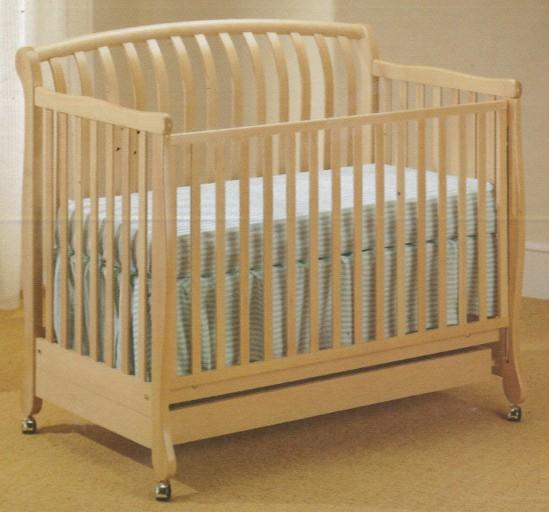Click For Larger Image of Recalled Natasha Model Number 900 Crib ... : tots in mind crib tent - memphite.com