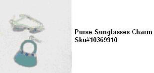 Picture of Recalled Purse-Sunglasses Charm SKU# 10369910
