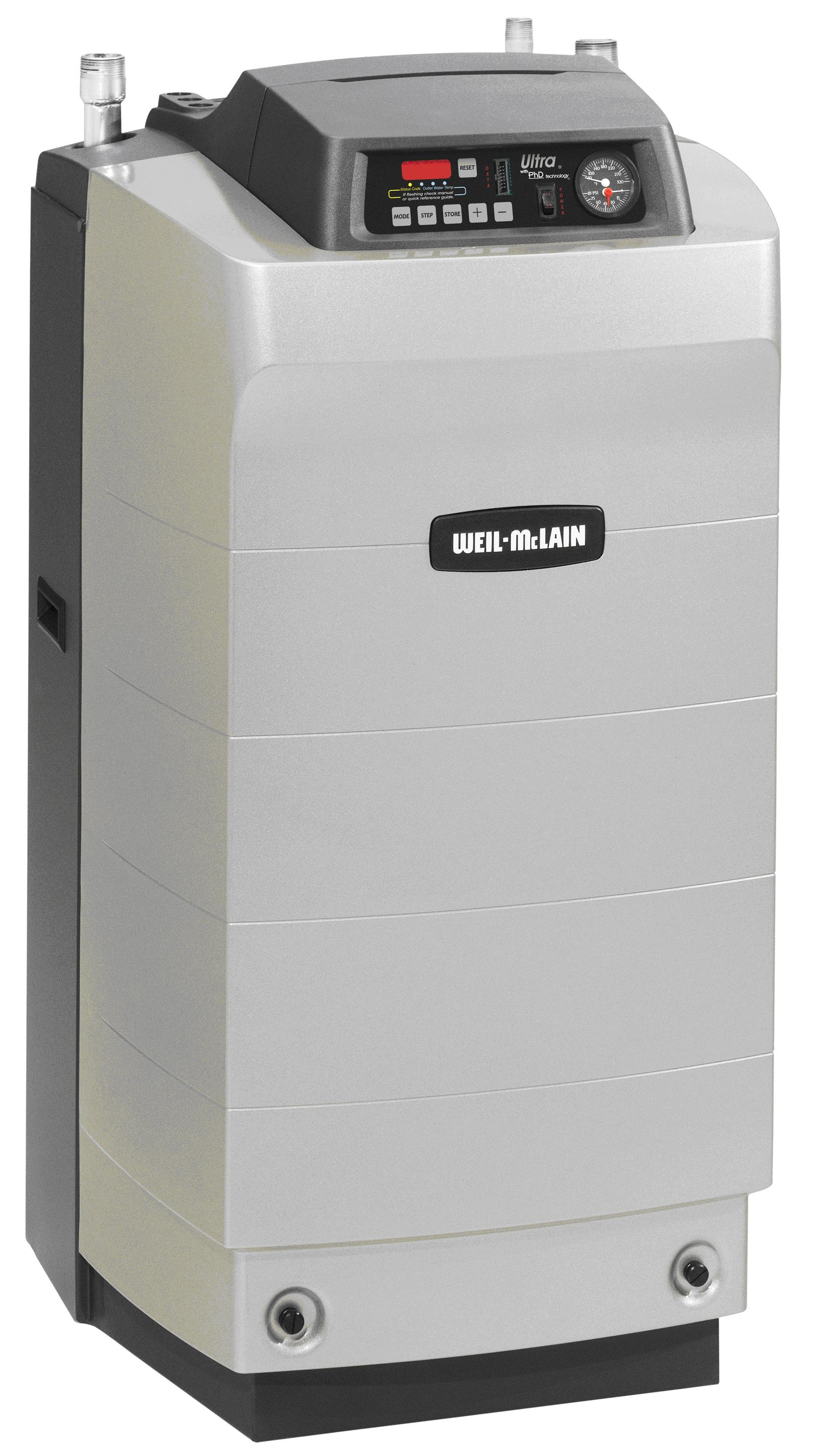 Weil-McLain recalled Ultra Series Boiler