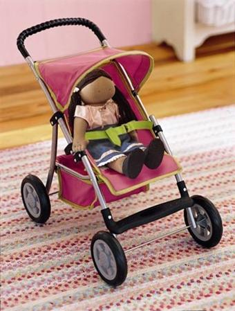 Picture of recalled Doll Stroller