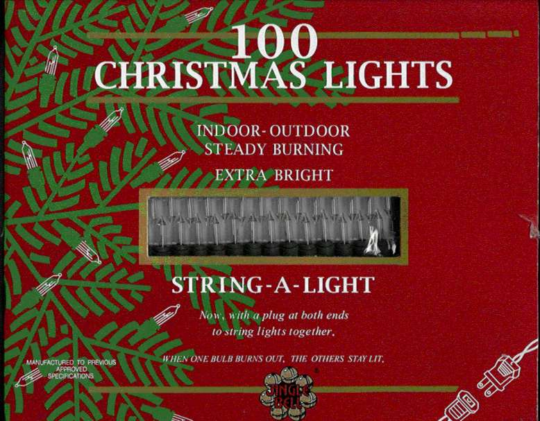 Picture of 100 Christmas Lights