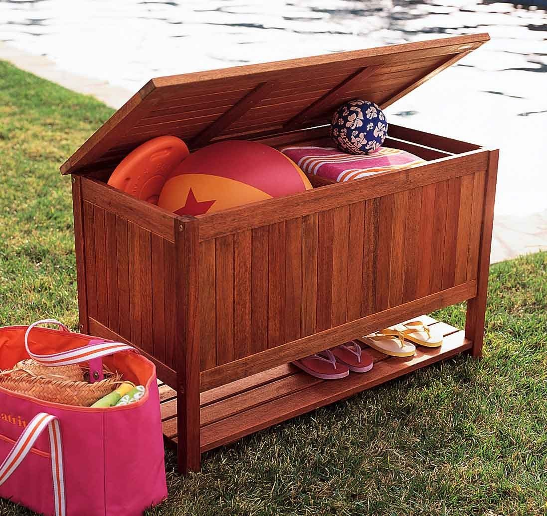 Picture of Recalled Outdoor Trunk
