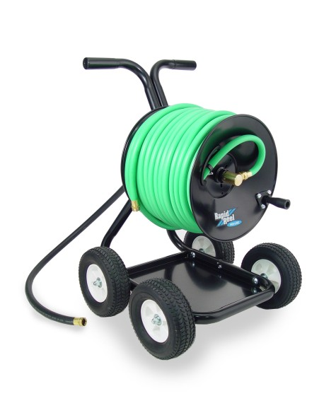 Rapid Reel Recalls Portable Garden Hose Carts Tires Can Explode