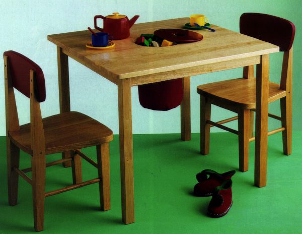 Picture of Children's Table