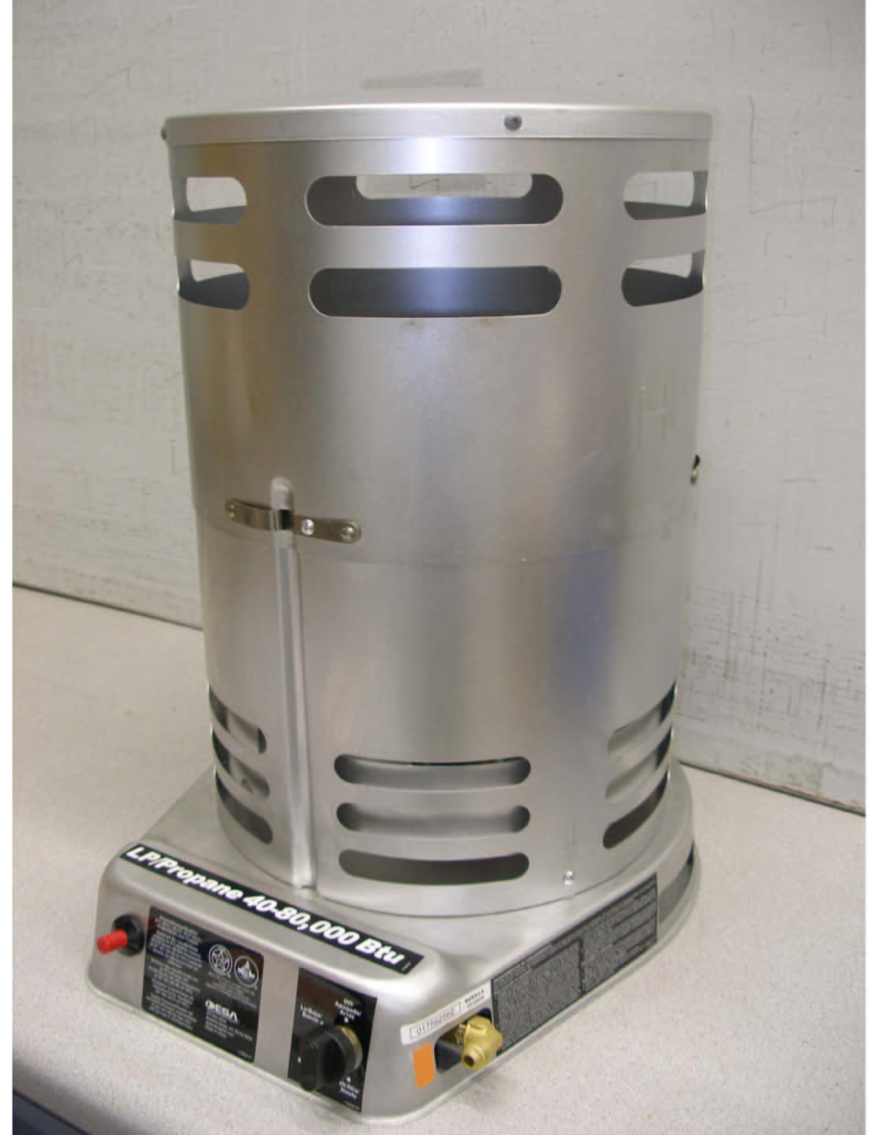 DESA Heating Products Recalls Portable Propane Convection
