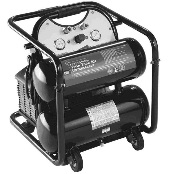 Picture of Recalled Portable Air Compressor
