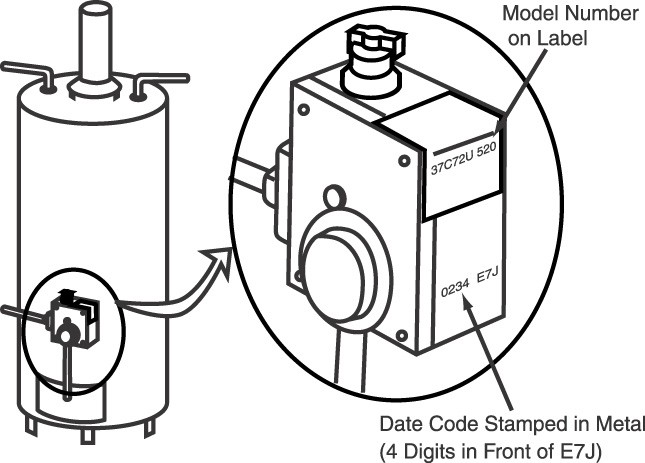Diagram of Water Heater Temperature Control