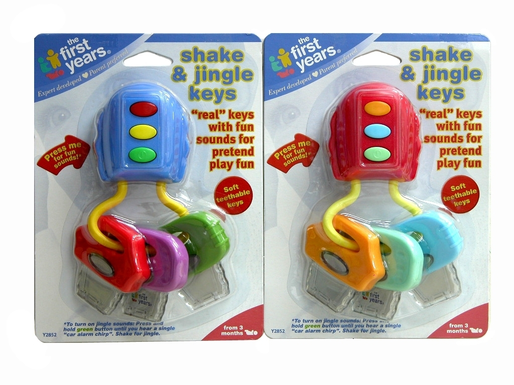 Picture of Recalled Shake & Jingle Keys