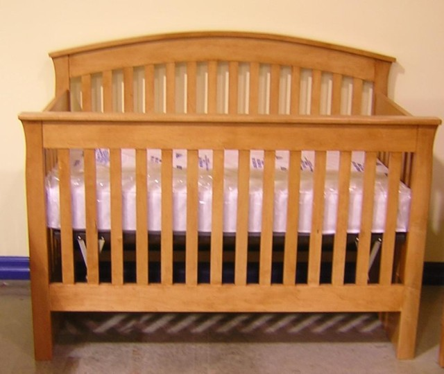 Picture of Recalled Once upon a time - Model 320 Crib