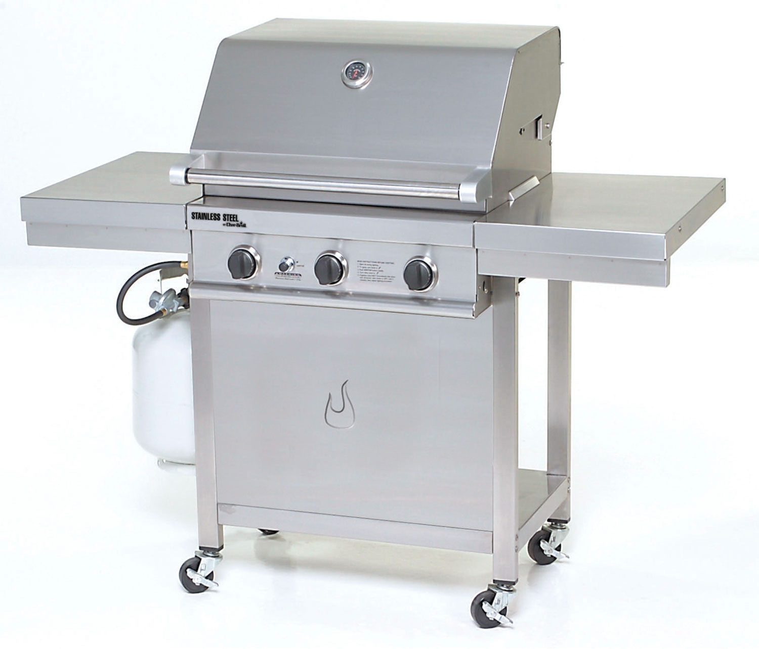 Picture of Recalled Stainless Steel Series