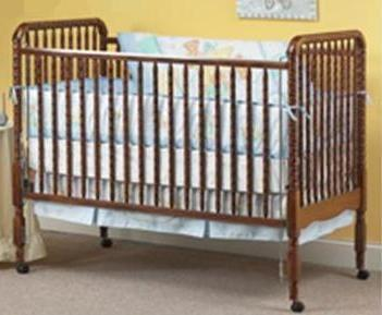 Evenflo recalls to repair drop side cribs due to - Jenny lind replacement parts ...