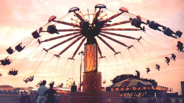 Picture of YO-YO Amusement Ride