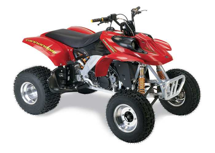 Picture of recalled atv