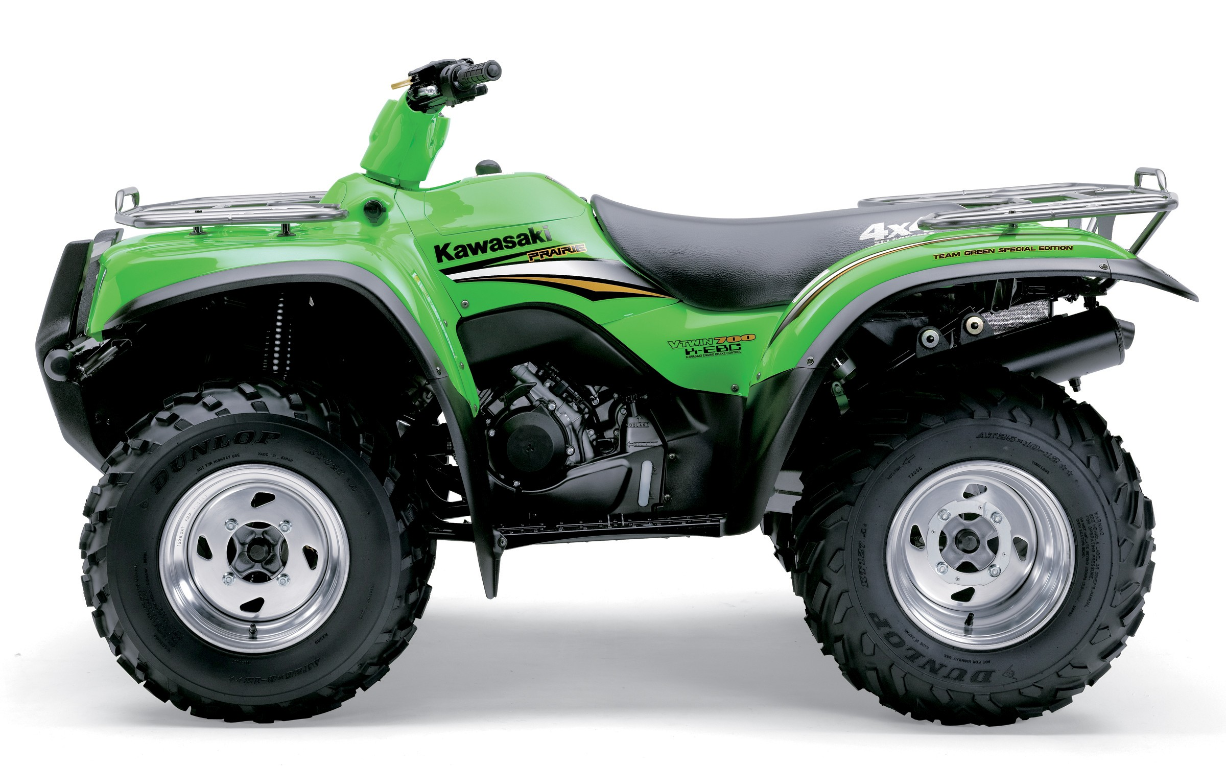 Picture of All Terrain Vehicles (ATVs)