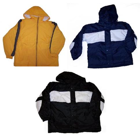Picture of Recalled Children's Parka Jackets with Drawstrings